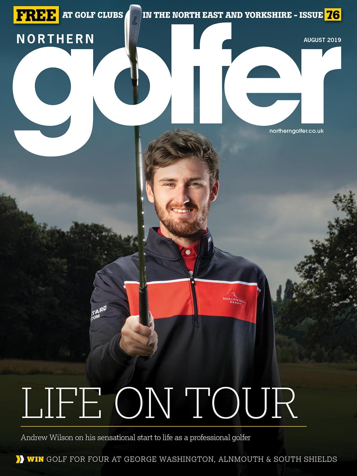 Golfer issue 76 - August 2019
