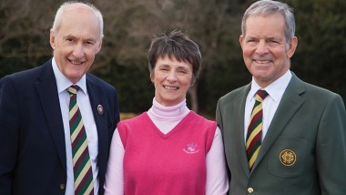 Harrogate signs up to Women in Golf Charter