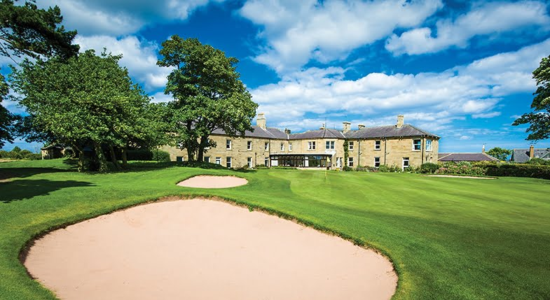 Win golf for four at Alnmouth Golf Club