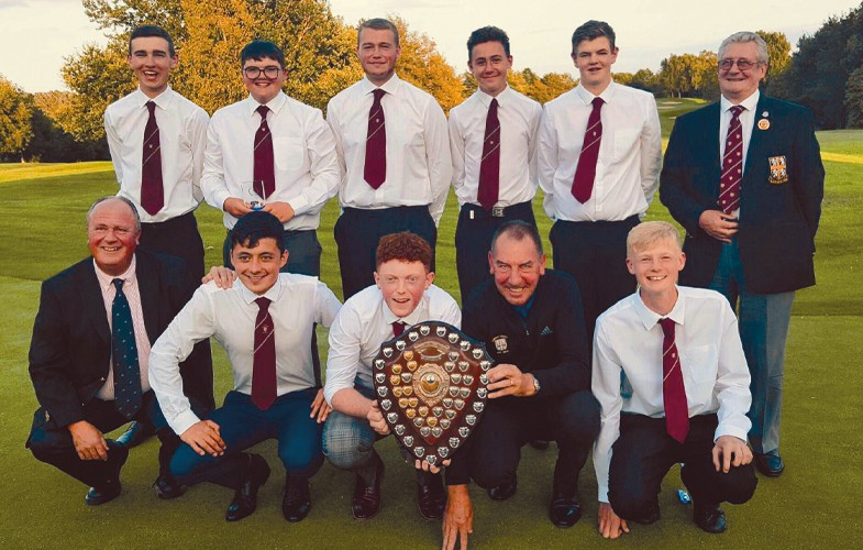 Durham boys win Northern title