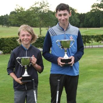 Nicky dominates juniors' order of merit
