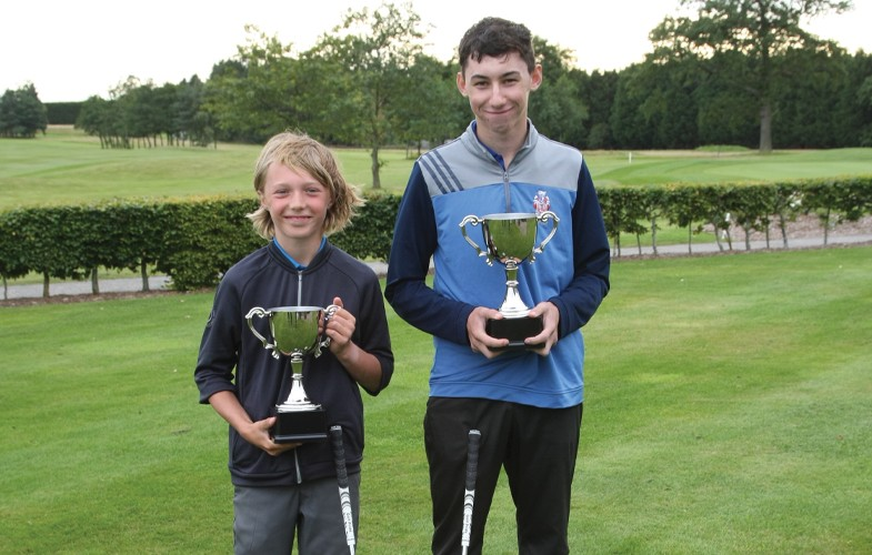 Nicky dominates juniors' order of merit
