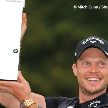 BMW PGA champion Danny Willett