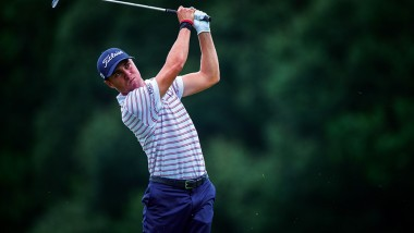 CJ Cup winner Justin Thomas