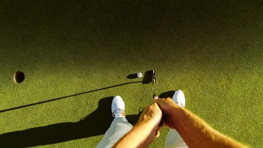 A club golfer's worst nightmare