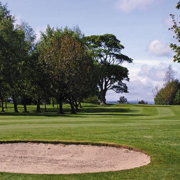 Win golf for four at Whickham Golf Club