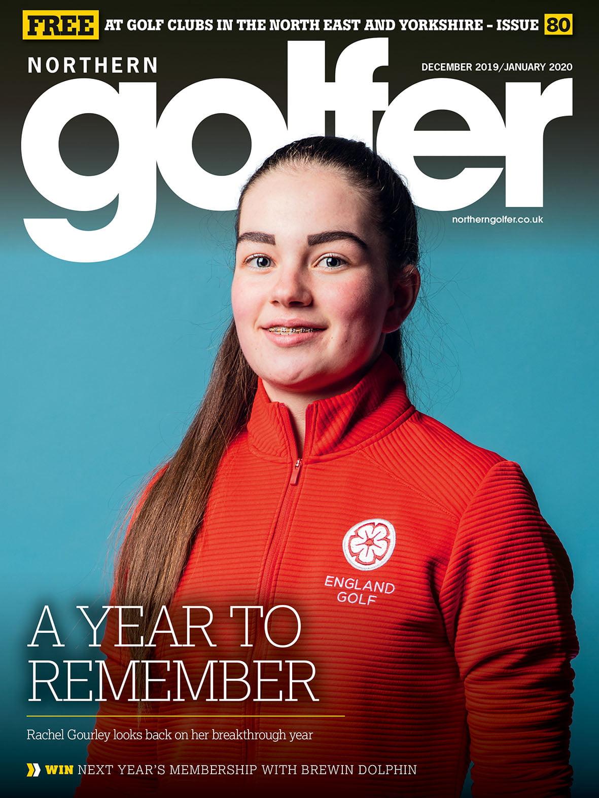 Golfer issue 80 - Dec 2019 / Jan 2020