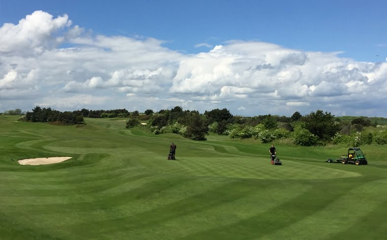 Win golf for four at Whitley Bay Golf Club