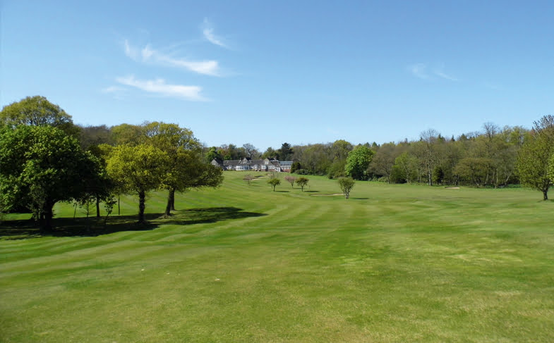 Win golf for four at Northumberland Golf Club