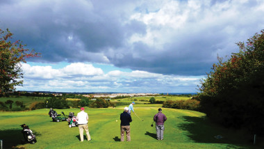 Win golf for four at Seaham Golf Club
