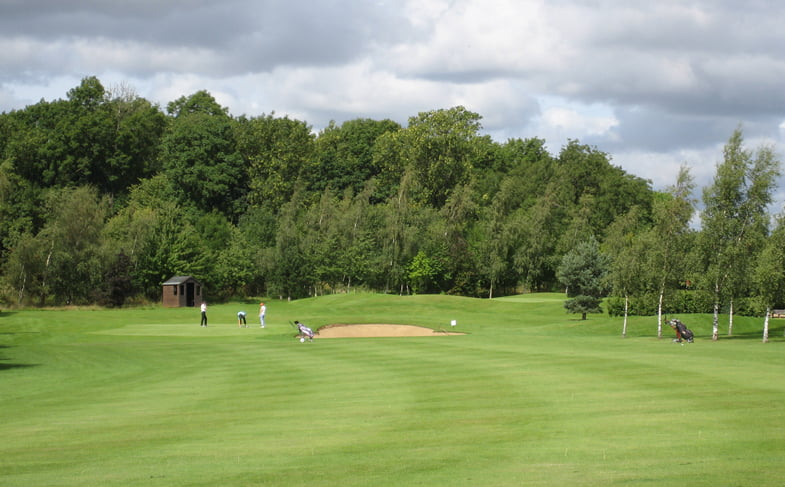 Win golf for four at Thirsk & Northallerton