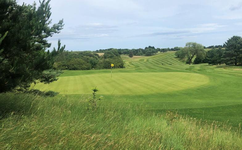 Golf Course 2030