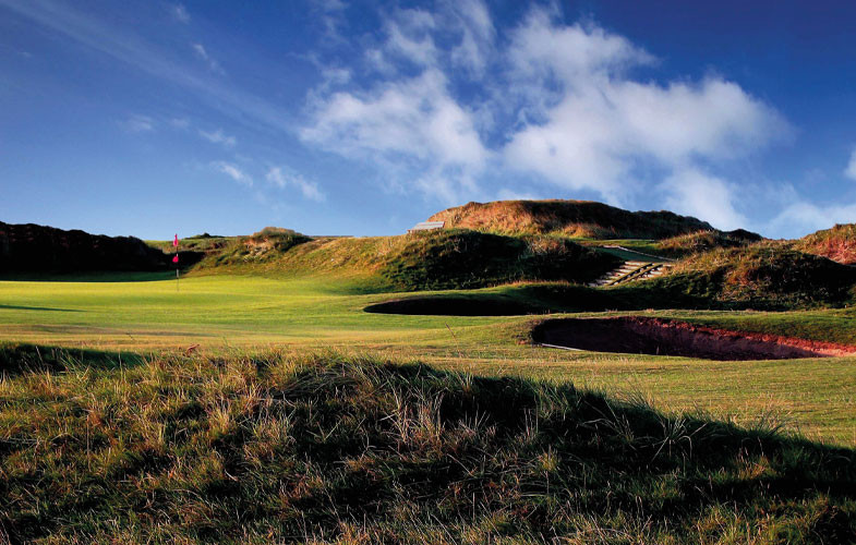 Win golf for four at Seaton Carew Golf Club