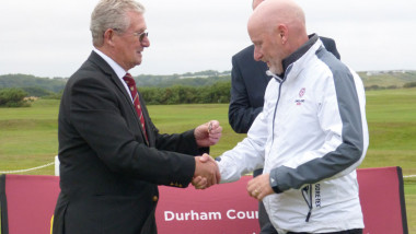 Mike Greener named Durham county captain