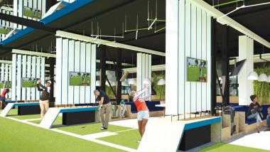 Grand designs for Centurion Golf Centre