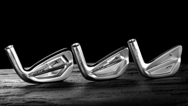 Forged feel with new Mizuno irons and wedges