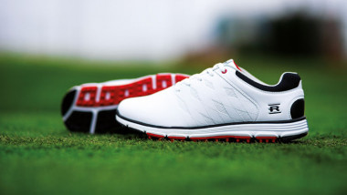 RIFE Golf shoes first steps