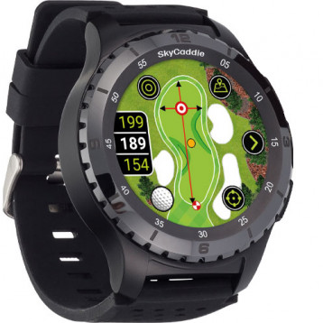 On the number with SkyCaddie