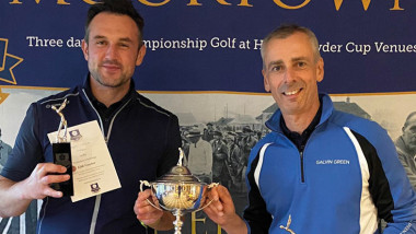Consett duo up to the challenge in Yorkshire