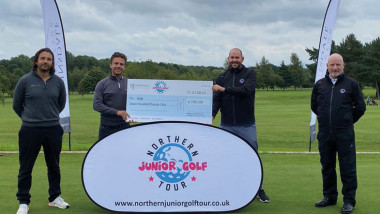 Northern Junior Golf Tour back on course