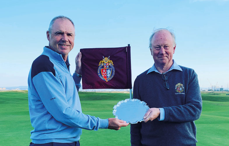 Home win for Hendry in Senior Salver