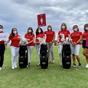 Women's Golf Day awards recognise excellence