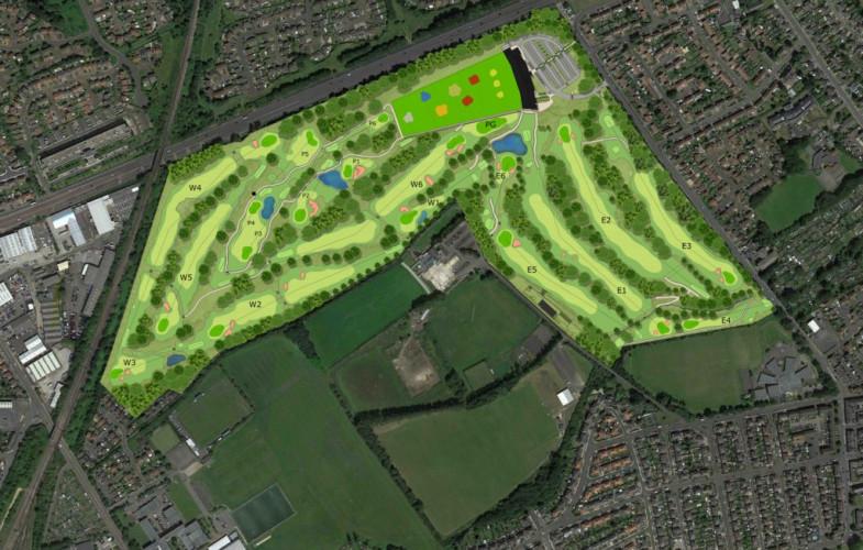 Wallsend Golf Centre plans win unanimous consent