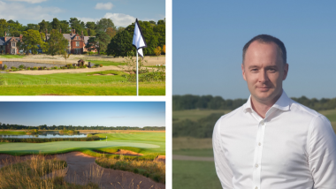Rockliffe Hall appoints new director of golf & estates