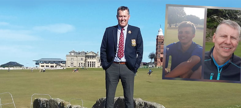 County launches charity fundraising campaign in memory of Durham golfers