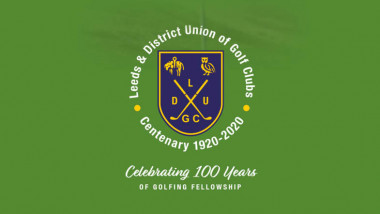 Leeds and District Union of Golf Clubs to celebrate centenary in 2021