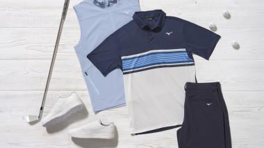 Mizuno unveils SS21 apparel and footwear