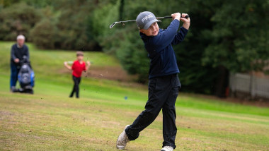 England Golf Trust partners with PING to help young golfers