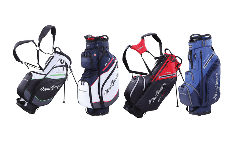 MacGregor launches new bags for 2021
