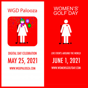 Women's Golf Day invites you to join WGD Palooza