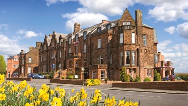Win a two-night stay and two rounds of golf with The Cairndale Hotel