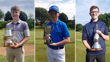 Durham boys win 2021 county titles