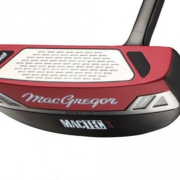 MacGregor's launches MACTEC X putter line