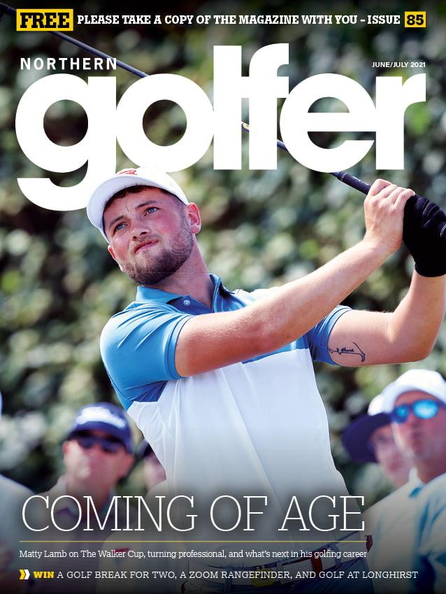 Golfer issue 85 - Jun/Jul 2021