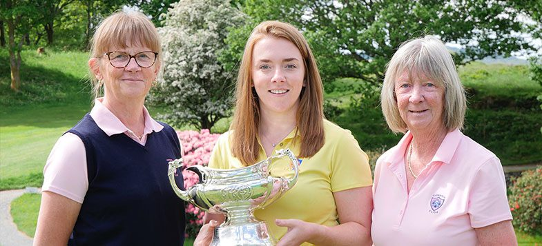 Nicola Wood adds to family record with Cumbria County Championship win