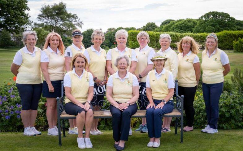 Northumberland Veteran Ladies start season with win over Yorkshire