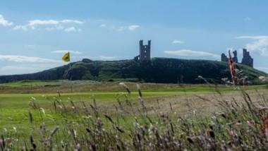 Be part of the Faldo Series at Dunstanburgh Castle
