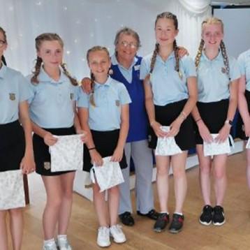Durham girls go close in Junior Jamboree