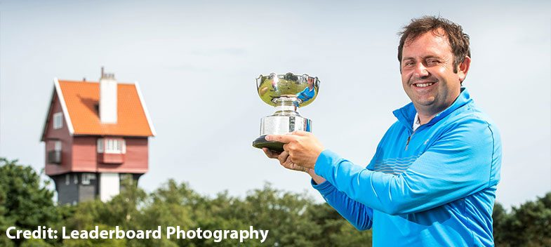 Ridden proud to bring Logan Trophy back to Northumberland