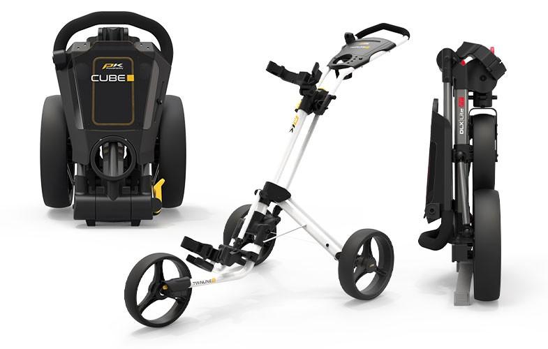 PowaKaddy releases new 2021 push cart range