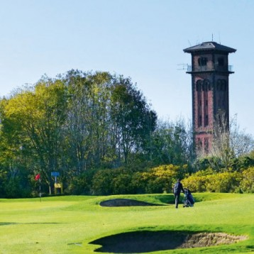 Win golf for four at South Shields Golf Club
