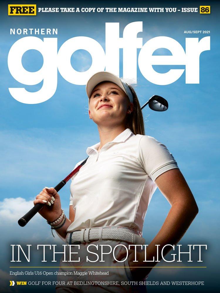 Golfer issue 86 - Aug/Sept 2021