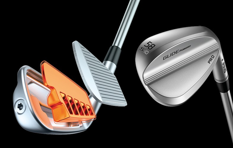 PING unveils i59 irons and Glide Forged Pro wedge series