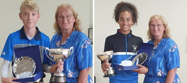 James Brash wins North of England Under 14s Championship at South Moor