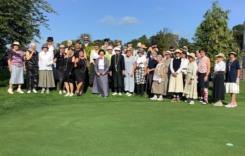 Morpeth Ladies celebrate centenary with winning season