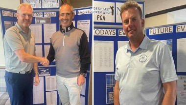 David Clark wins two-day coastal pro am as four tie at Brampton on the NE/NW PGA circuit